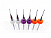 .4mm .5mm .6mm 6pc 3D Printer Clogged Extruder Nozzle Cleaner Drill Bits