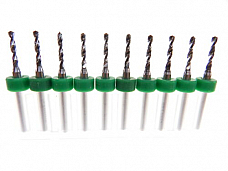 1.9mm Tungsten Carbide Micro Drill Bits Dremel Models Hobby Installation....