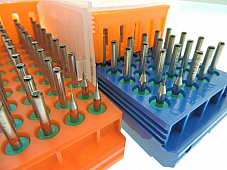 100pc .15mm Carbide Micro Drill Bits Circuit Board Toy Making Soft Metals more..